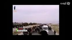 پیاده روی اربعین مهران (مداحی میثم مطیعی)