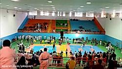 مسابقات کاراته استان مازندران