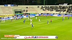 گل دوم استقلال به الکویت (دبل شیخ دیابانه)