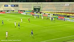 استقلال 3 - 0 الکویت / گلهای استقلال