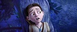 انیمیشن سینمایی (داستان یک جنگجو) دوبله فارسی