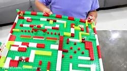 بازی های رایان و بازی های لگو