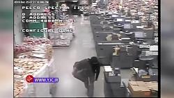 دزد شبح نمایی که پلیس آمریکا را هم گیج کرده است!