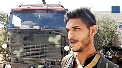 حمله کم سابقه ارتش سوریه بت تروریست ها در غرب حلب| معرةالنعمان در آستانه سقوط