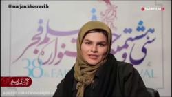 فیلم مادر برفی در جشنواره فیلم فجر