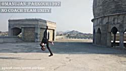 unity.parkour