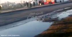 حادثه برای هواپیمای مسافری در ماهشهر 1