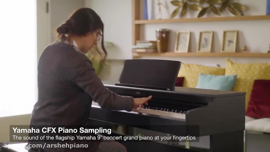 پیانو یاماها YDP164