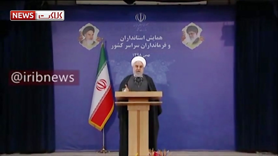 روحانی: حوادث دی ماه 96 ترامپ را پررو کرد