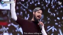 اینستاگرام کلیپ حماسی اجرای حامد زمانی در جشنواره عمار را حذف کرد!