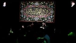 مرثیه خوانی حسین طاهری برای شهادت حضرت زهرا(س)