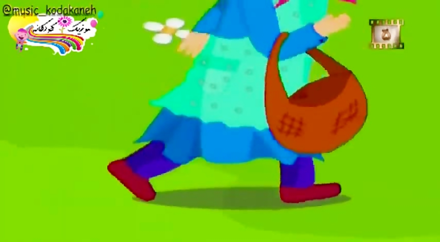 #ترانه شاد کودکانه کلیپ شاد و موزیکال با موضوع باد