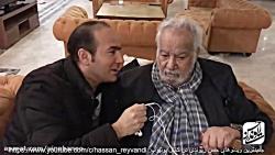 حسن ریوندی - ناصر ملک مطیعی
