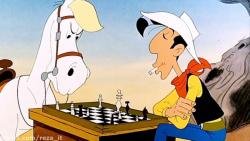 انیمیشن لوک خوش شانس: شهر گل مروارید 1971 - دوبله فارسی