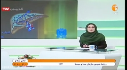 حضور دکتر مریم کاشانیان(فشار خون در بارداری)