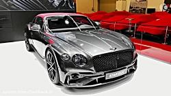 بنتلی کانتیننتال جی تی Bentley Continental GTC Startech