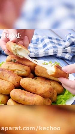 آموزش آشپزی || دستور پخت رول سوخاری