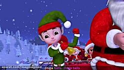 کارتون شاد برای کودکان کریسمس