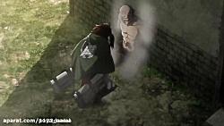 انیمه حمله به تایتان ها فصل 3 قسمت 18 با دوبله فارسی