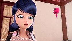 انیمیشن دختر کفشدوزکی و پسر گربه ای فصل 2 - قسمت 1