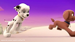 انیمیشن سگهای نگهبان - قسمت 25