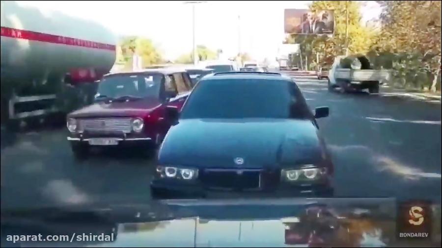 تصادفات جاده ای رانندگان BMW سال 2017 تا 2019