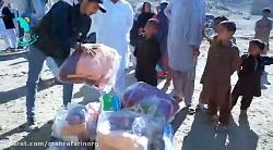 کمک های غیرنقدی یاوران مهرآفرین برای مناطق سیل زده