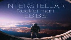 موزیک ویدیو Rocket man با فیلم interstllar با ترجمه فارسی