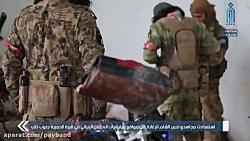 آمادگی تروریست های تکفیری برای حمله به روستای الحمیره حلب