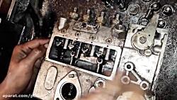 فیلم آموزشی روش تعمیر پمپ انژکتور ردیفی