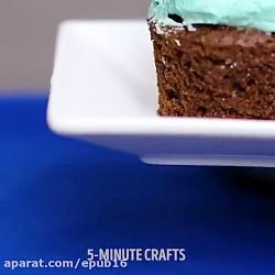 ترفند های آشپزی برای تهیه دسر های خوشمزه و زیبا