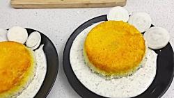 آموزش سیب زمینی پلو (یرآلما پلو)