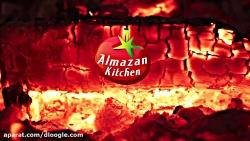 آشپزی در طبیعت - دستور العمل  ترد نان