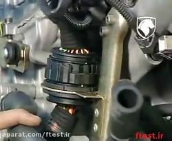 سوار کردن موتور سمند EF7 ...