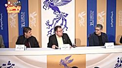 نشست خبری کامل فیلم «کشتارگاه» در جشنواره فیلم فجر