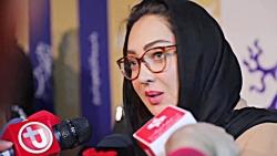 جزئیات ساخت فیلم آتابای از زبان نیکی کریمی در جشنواره فیلم فجر