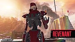 معرفی قابلیتهای شخصیت Revenant در فصل چهارم بازی مهیج Apex Legends