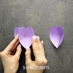 20 ترفند و ایده عاشقانه برای ساخت کاردستی و هدیه های کاغذی
