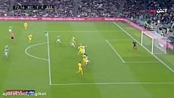 خلاصه بازی رئال بتیس 2 - 3 بارسلونا