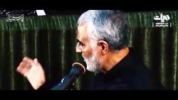 روایت شهید حاج قاسم سلیمانی از نقش امام در پیروزی انقلاب