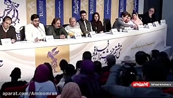 واکنش علی نصیریان به تحریم جشنواره فیلم فجر