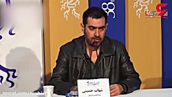 انتقاد شدید شهاب حسینی از مسعود کیمیایی _ این غم انگیزه که مردم...