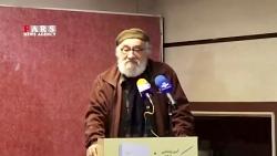 نظر داریوش ارجمند درباره حاج قاسم سلیمانی