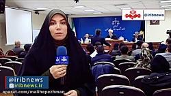 ملیحه پژمان - اخلالگران ارزی 9 میلیون دلاری پای میز محاکمه