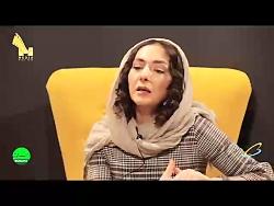 توضیح هانیه توسلی درباره پست جنجالی اش در فضای مجازی
