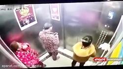 اقدام عجيب و زشت يک زن چيني براي انتقال ويروس کرونا