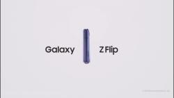 رونمایی از گوشی تاشو Galaxy Z Flip