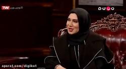 داستان ازدواج نسیم ادبی در برنامه دورهمی مهران مدیری
