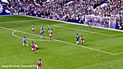 5 گل برتر خوان ماتا در لیگ برتر انگلیس