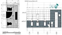 آموزش رایگان نقشه خوانی سازه و معماری | بخش دوم از قسمت اول